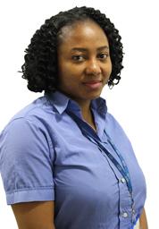 Chinwe Ibeawuchi : Receptionist
