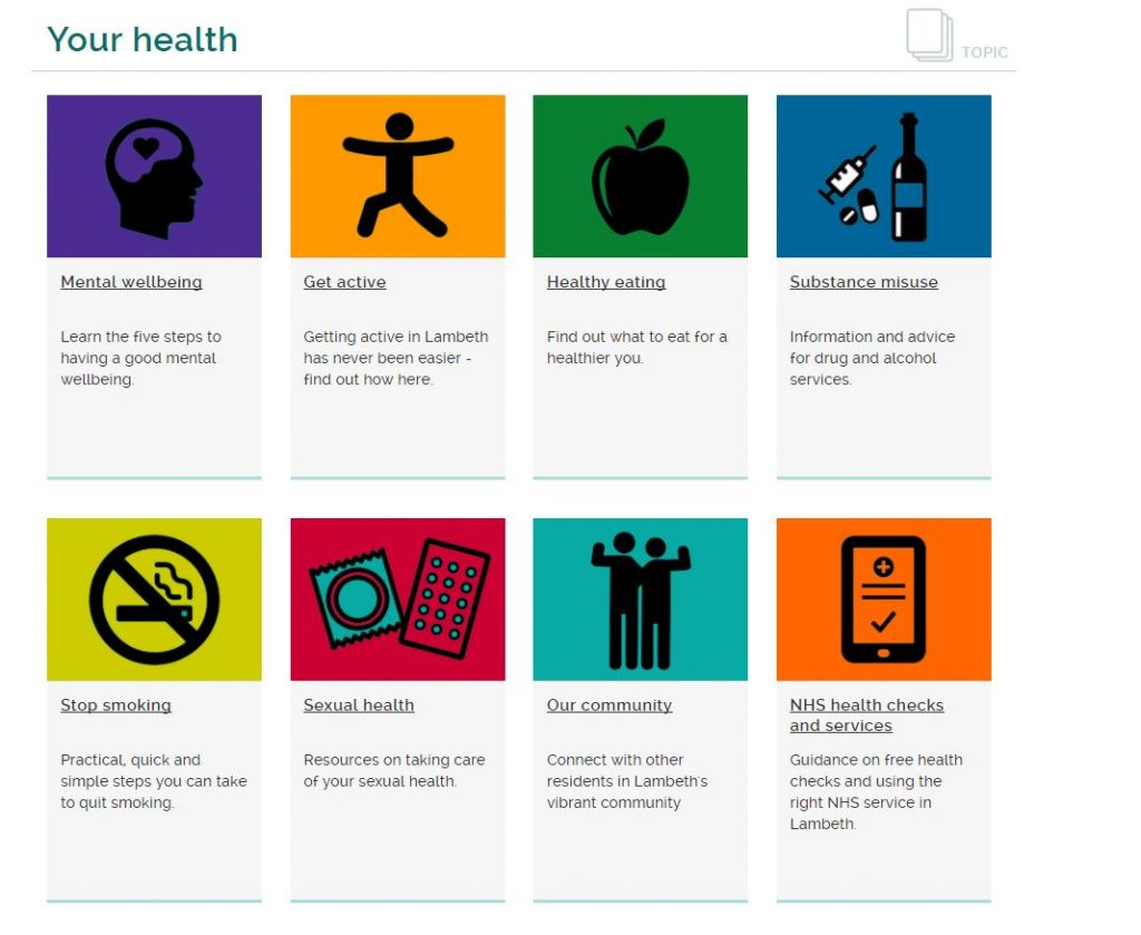 health-page